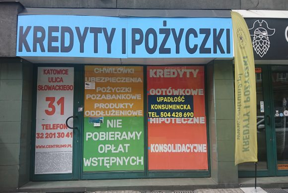 Katowice, Słowackiego